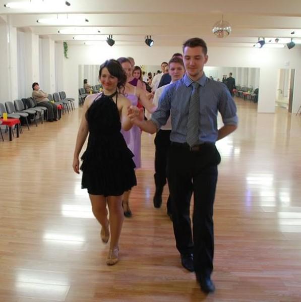 Taneční kurz pro vysokoškoláky (základní) v hodnotě 3300,-Kč.